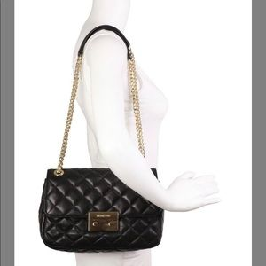 Michael Kors Quilted Sloan purse
